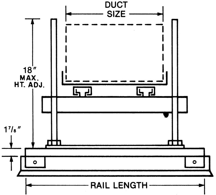 Hvac Duct Standard Hvac Duct Sizes