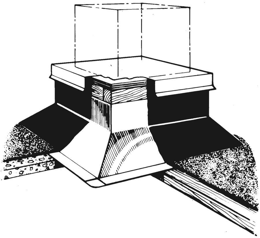 Solid Platform top
