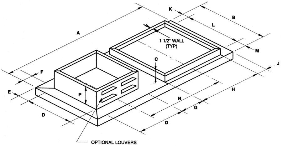 Kitchen Ventilation Adapters