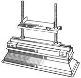 Standard Rectangular Duct Support